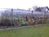 Hagelnetz Hausgarten