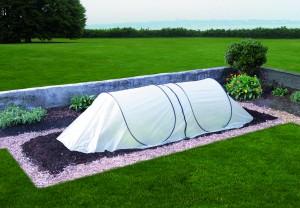 Einfacher und wirkungsvoller Pflanzenschutz in der kalten Jahreszeit.